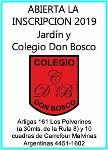 Jardin y Colegio Don Bosco